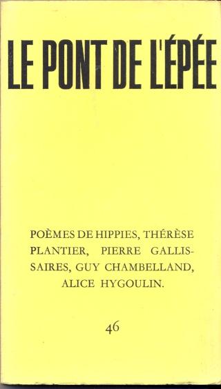 Bibliographie hippie Pont4611