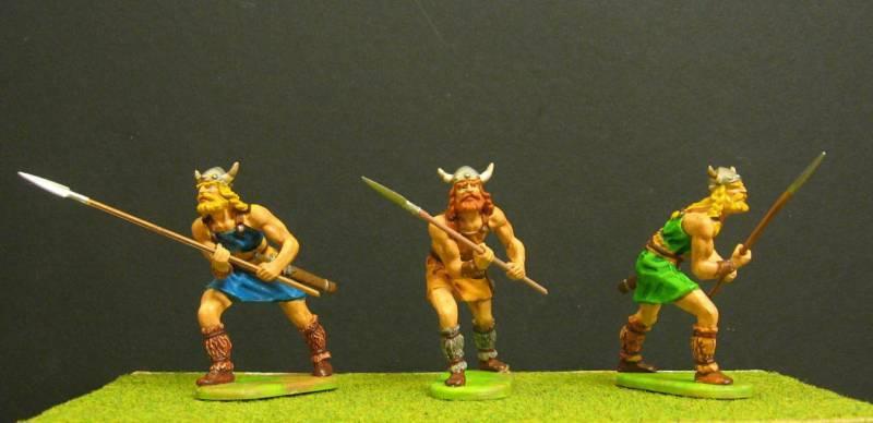 Selbstbemalte 7 cm Figuren von Dio-Horst - Seite 2 Wiking22
