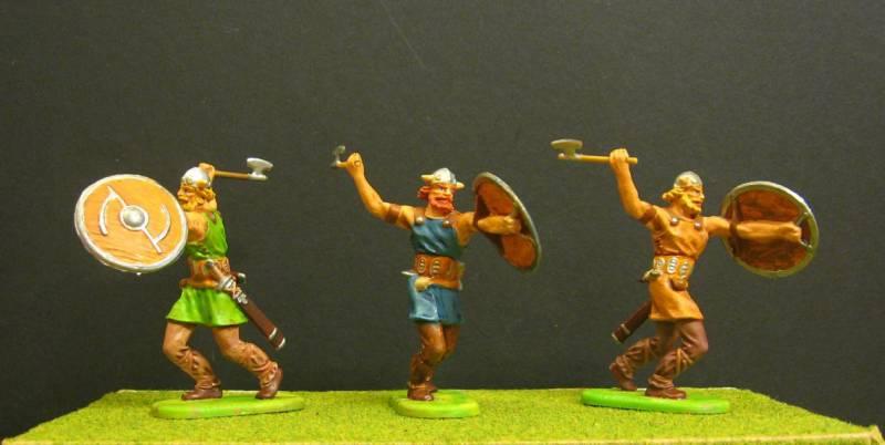 Selbstbemalte 7 cm Figuren von Dio-Horst - Seite 2 Wiking24