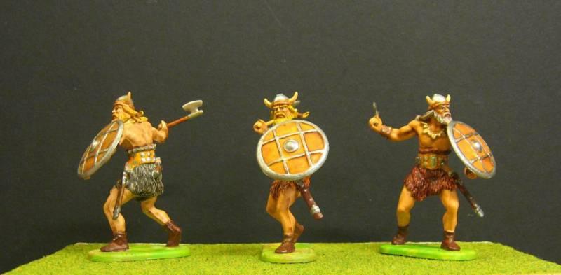 Selbstbemalte 7 cm Figuren von Dio-Horst - Seite 2 Wiking26
