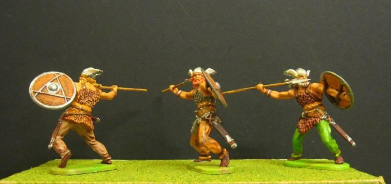 Selbstbemalte 7 cm Figuren von Dio-Horst - Seite 2 Wiking27