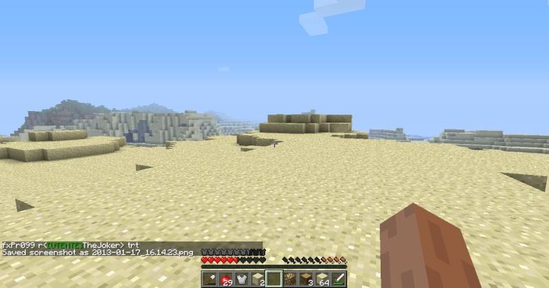 Come nascondere/aprire menu oggetti su Minecraft 2013-010