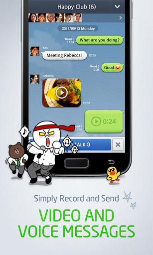 Inviare SMS e chiamare gratis - Line 23tp9a10