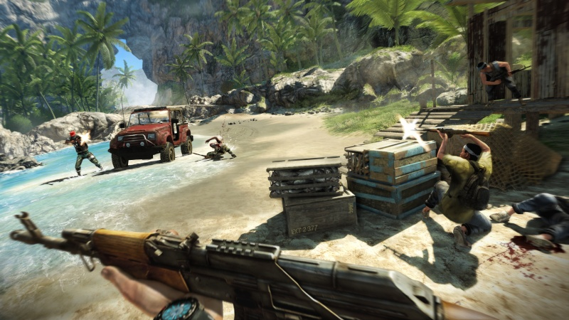 Patch 1.04 - Far Cry 3 883610