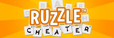 Trucco per ricevere tantissimi punti in Ruzzle - Ruzzle Cheater Logo10