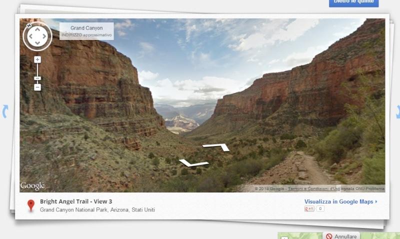 Google: arriva un nuovo tour nelle nostre mappe - il Grand Canyon! N4h8k010