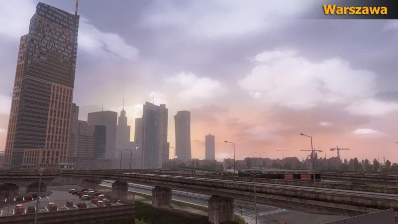 Informazioni sui lavori della nuove patch dell'espansione delle mappe in Euro Truck Simulator 2 Warsza10