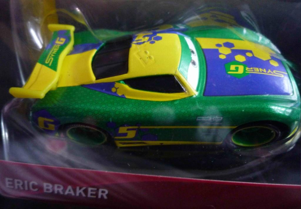 Les variantes des miniatures de Cars 3... la spécialité de Mattel !  P1120120