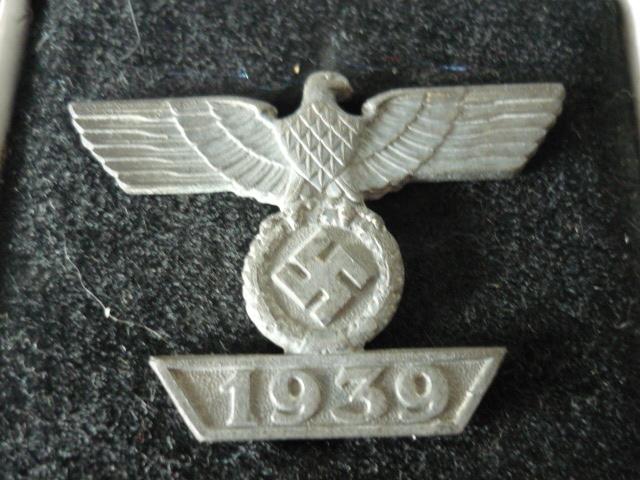 Vos décorations militaires, politiques, civiles allemandes de la ww2 - Page 2 P1040310