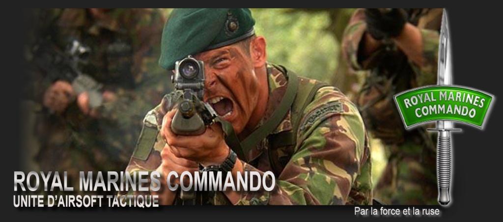 Royal Marines Commando Bannia13