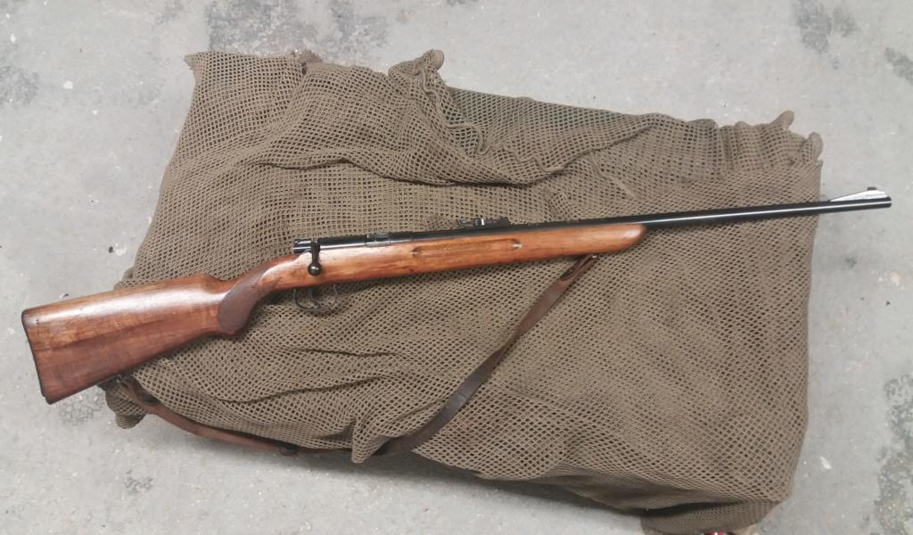 """Mauser ES 340 B """"grooved barrel"""" 20190933"""