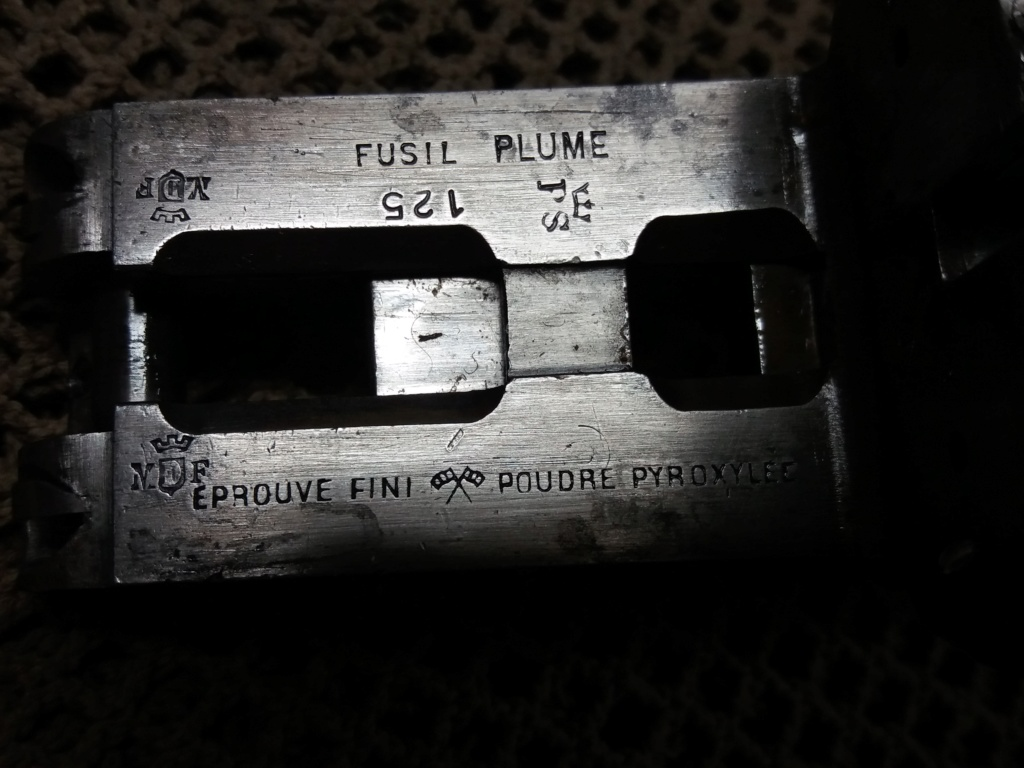 Fusil Idéal Plume 20191070