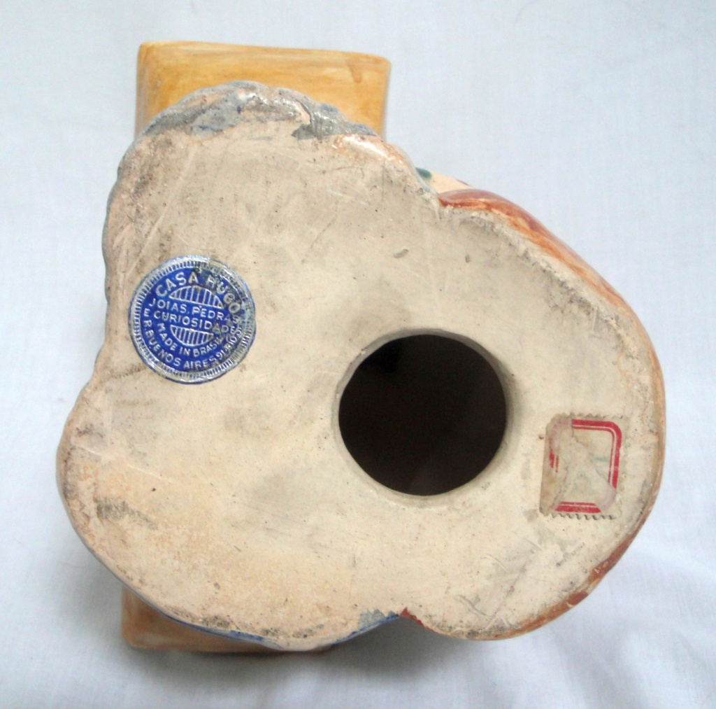 Anyone with knowledge about Brazilian ceramics?  Can anyone help? Brazil14
