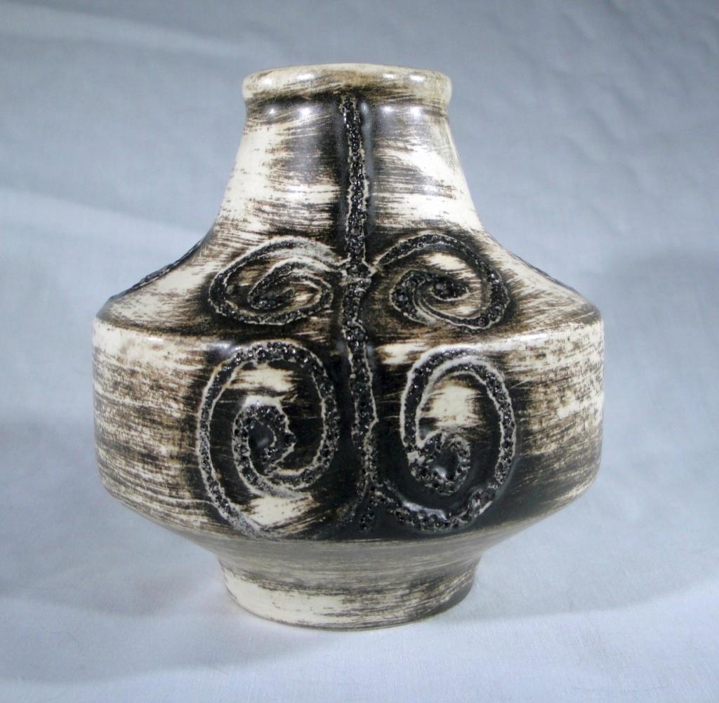 1960's 1970's small German Vase?  Anyone any ideas? German13