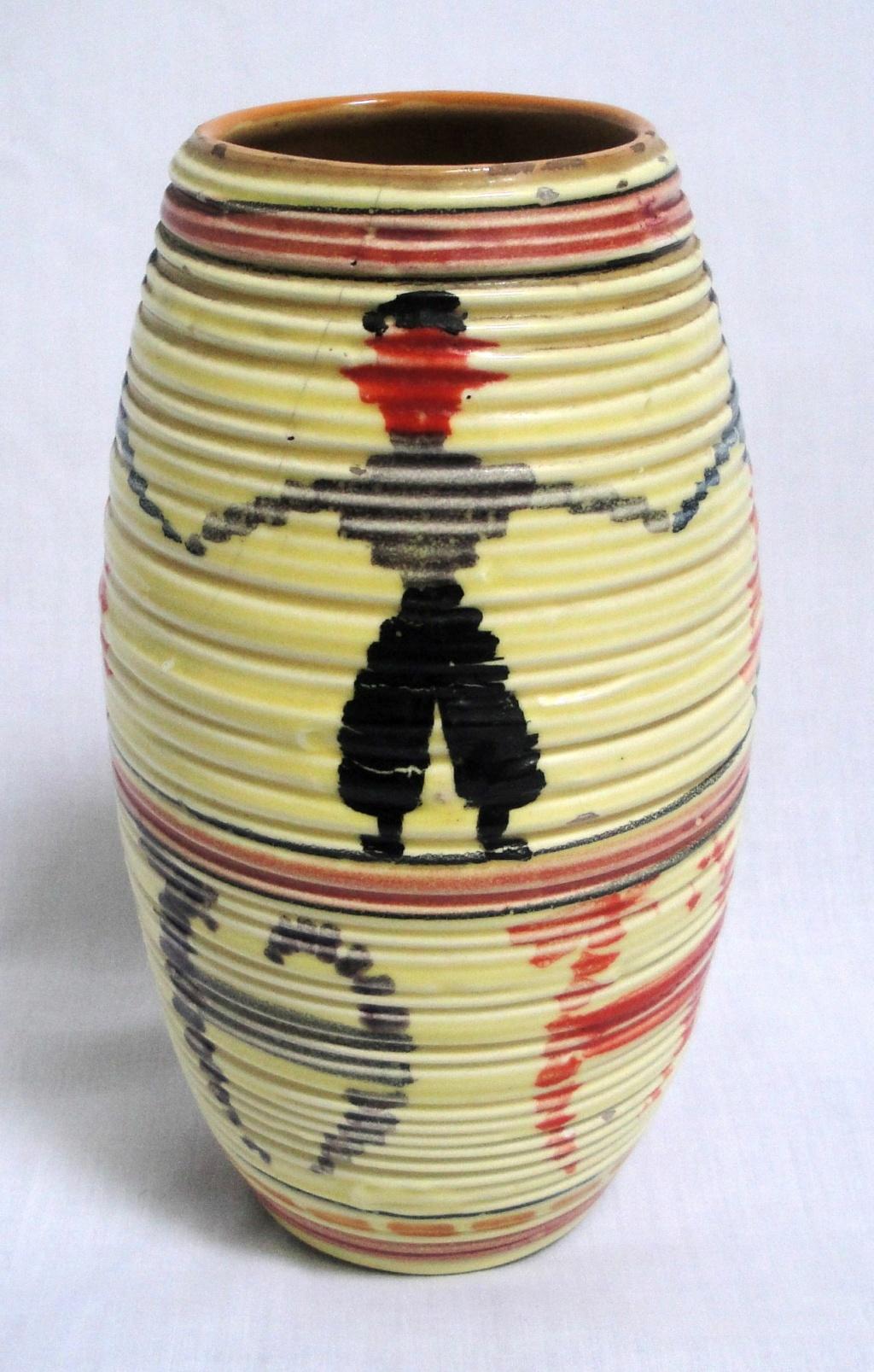 Does anyone recognise this Italian Vase - Mid century I believe Italy_11
