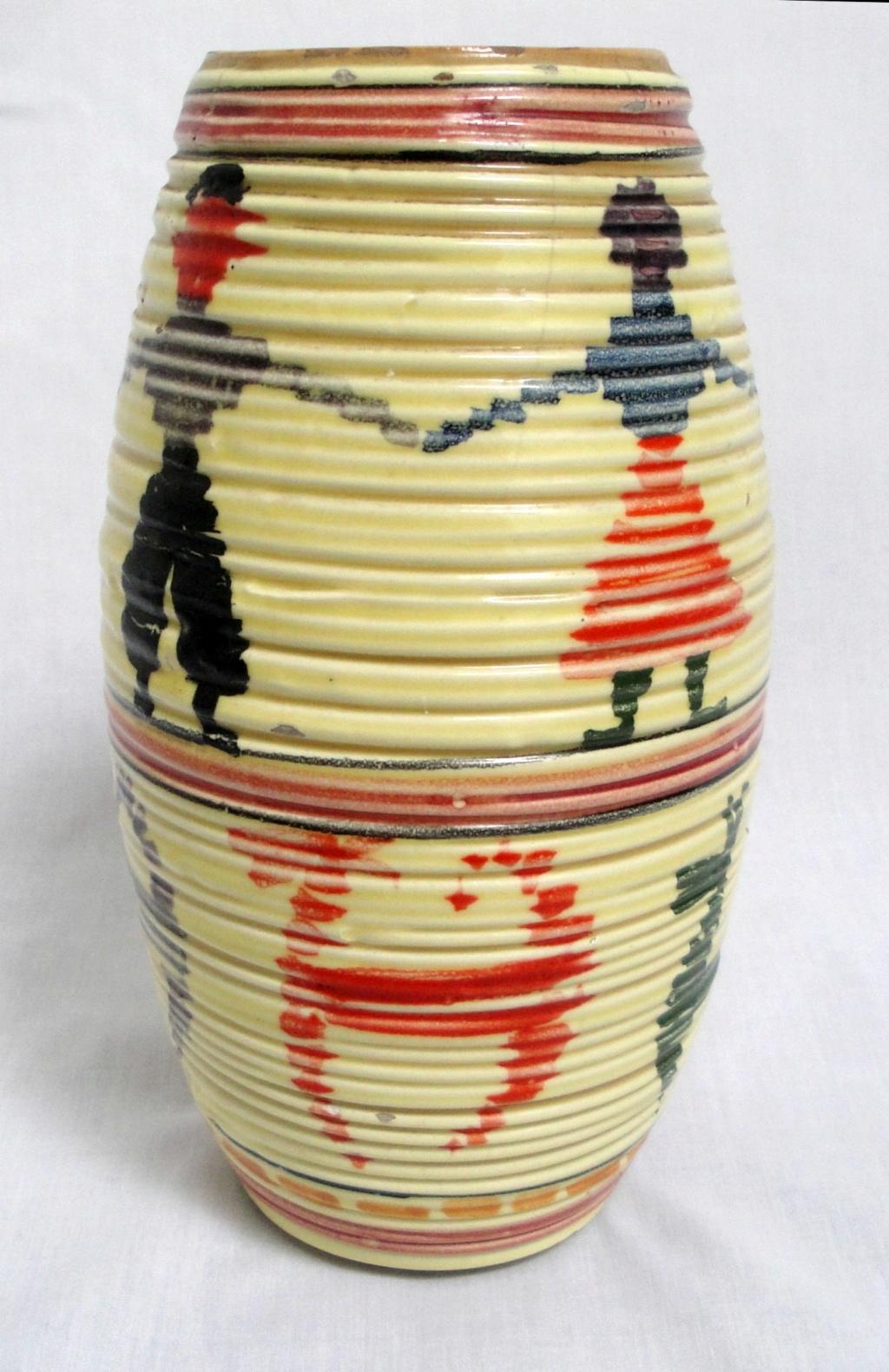 Does anyone recognise this Italian Vase - Mid century I believe Italy_15
