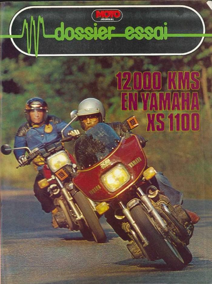 Yamaha 1100 XS: un cardan et des chevaux au menu Mj16no10