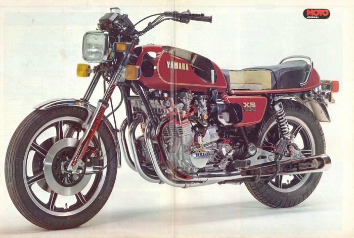 Yamaha 1100 XS: un cardan et des chevaux au menu Mj16no11
