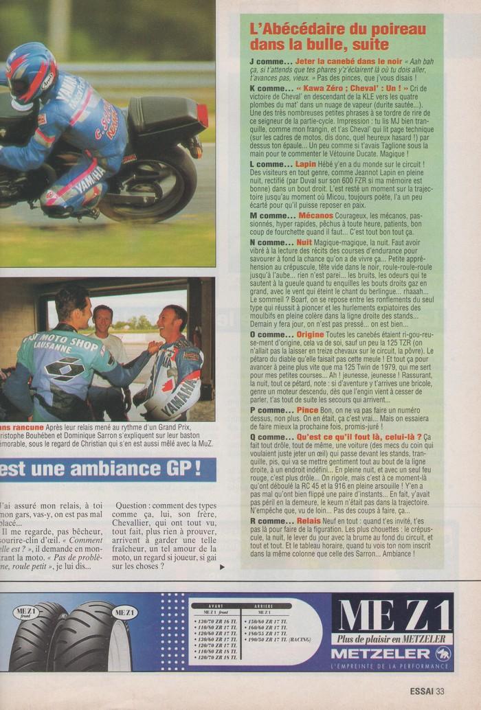 Comparatif motos italiennes/japonaises sur 24 heures Vigean11