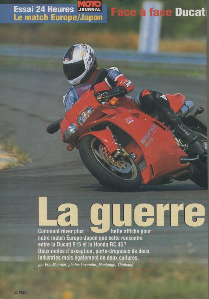 Comparatif motos italiennes/japonaises sur 24 heures Vigean12