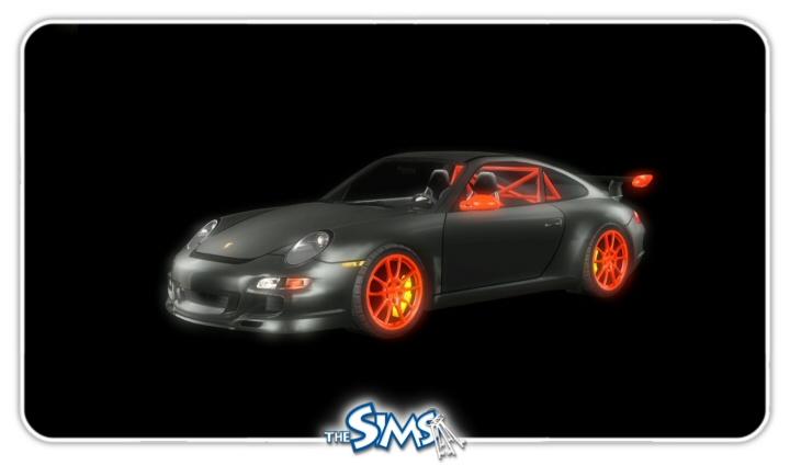 Porsche 911 GT3 RS By The Sims Key Porsch10