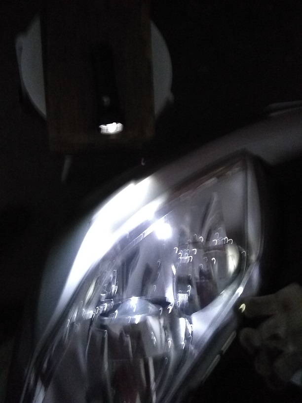[TUTO] Nettoyage lentille projecteur xénon (intérieur) Img_2099