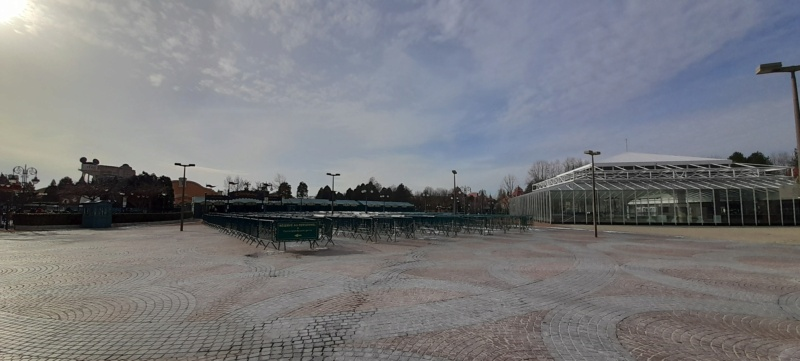 Esplanade : Nouvel Aménagement entre les Parcs, la Gare et DV - Page 27 20210210