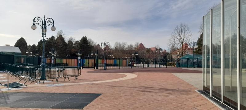 Esplanade : Nouvel Aménagement entre les Parcs, la Gare et DV - Page 27 20210212