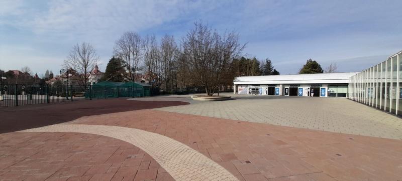 Esplanade : Nouvel Aménagement entre les Parcs, la Gare et DV - Page 27 20210214