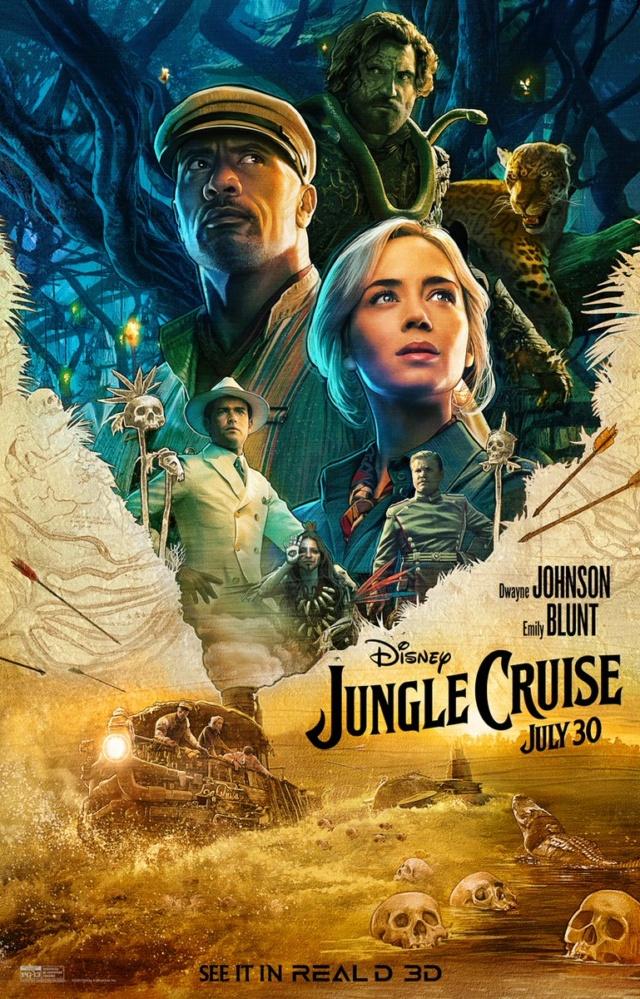 Jungle Cruise [Disney - 2021] - Page 7 Mv5bzt10