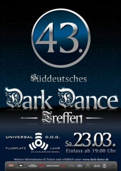 Heimataerde @ 43. Dark Dance Treffen in Lahr Ddt10