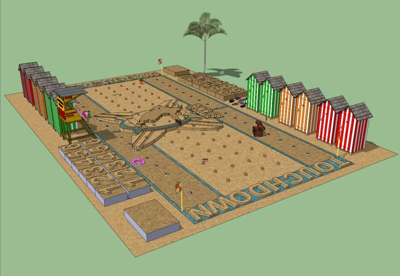 [WIP] Terrains de Blood Bowl et de Beach bowl - Page 2 Vue110