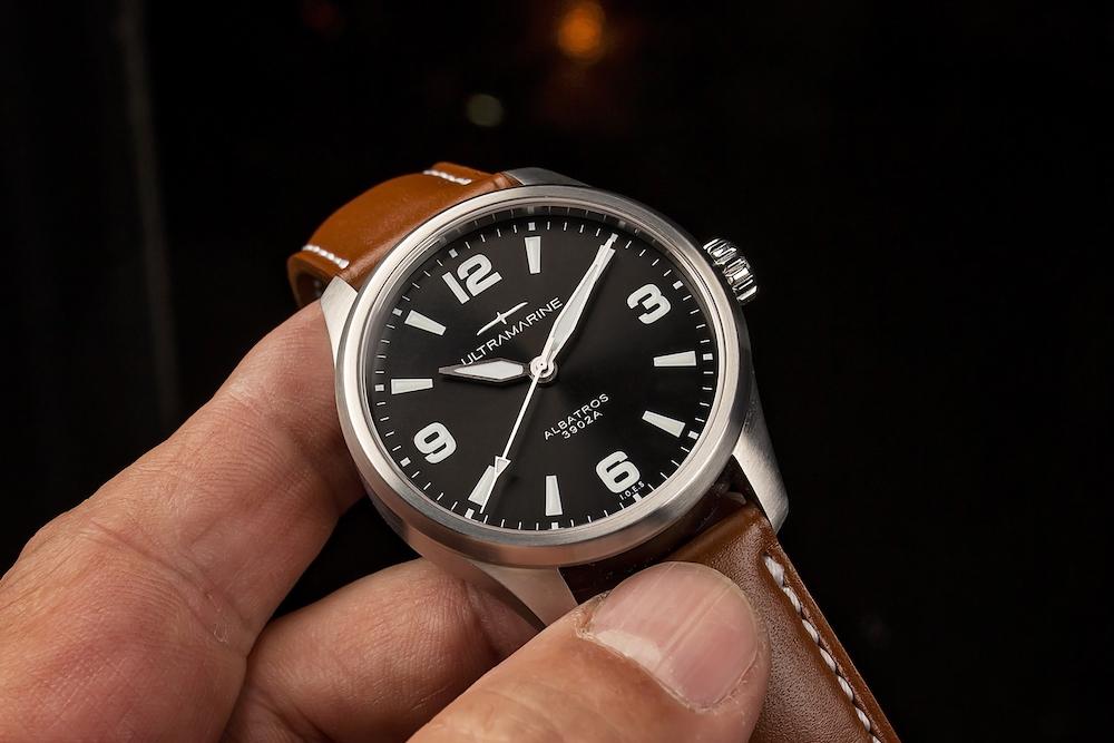 On a tous une montre fétiche ... Albatr19