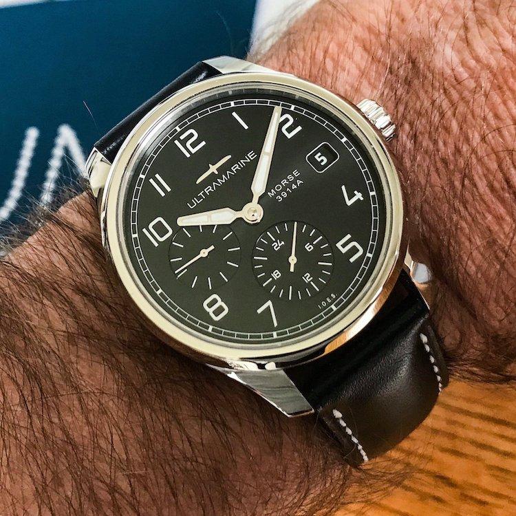 ULTRAMARINE Morse 9141B - Conçue pour ceux qui aiment les vraies montres - Page 13 Img-6110
