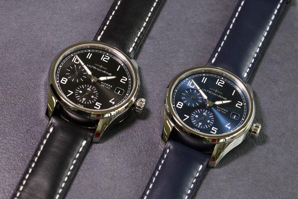 ULTRAMARINE Morse 9141B - Conçue pour ceux qui aiment les vraies montres - Page 3 Img_0510