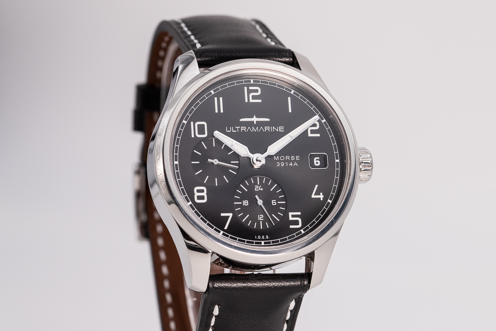 ULTRAMARINE Morse 9141B - Conçue pour ceux qui aiment les vraies montres - Page 6 Img_0815