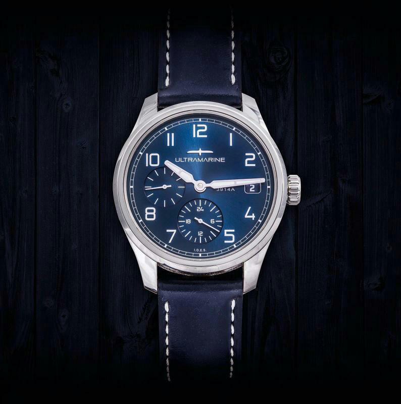 ULTRAMARINE Morse 9141B - Conçue pour ceux qui aiment les vraies montres (tome2) Img_2013