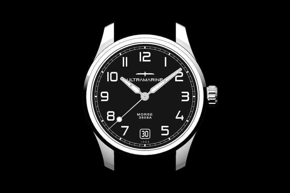 ULTRAMARINE Morse 9141B - Conçue pour ceux qui aiment les vraies montres - Page 32 Morse913