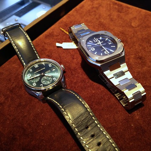 ULTRAMARINE Morse 9141B - Conçue pour ceux qui aiment les vraies montres (tome2) Morseb12