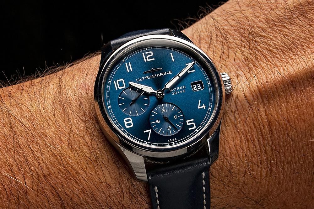 On a tous une montre fétiche ... Morser10