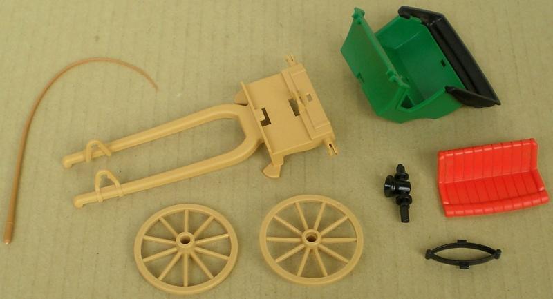 Einachsiger Buggy von Playmobil - Umbau in Variationen 008b1_10