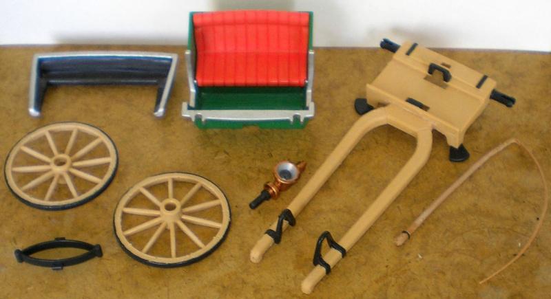 Einachsiger Buggy von Playmobil - Umbau in Variationen 008d3_10