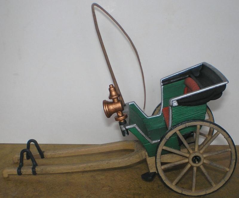 Einachsiger Buggy von Playmobil - Umbau in Variationen 008e1a10