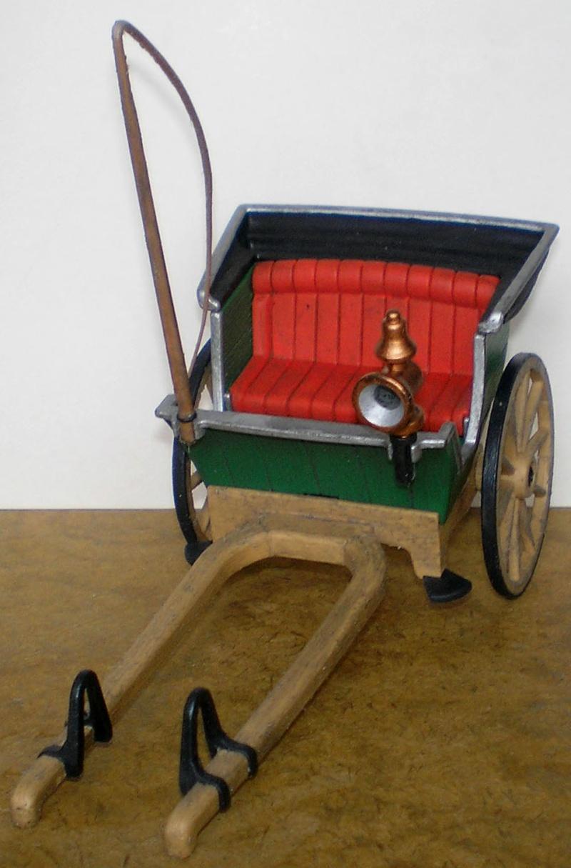 Einachsiger Buggy von Playmobil - Umbau in Variationen 008e1b10