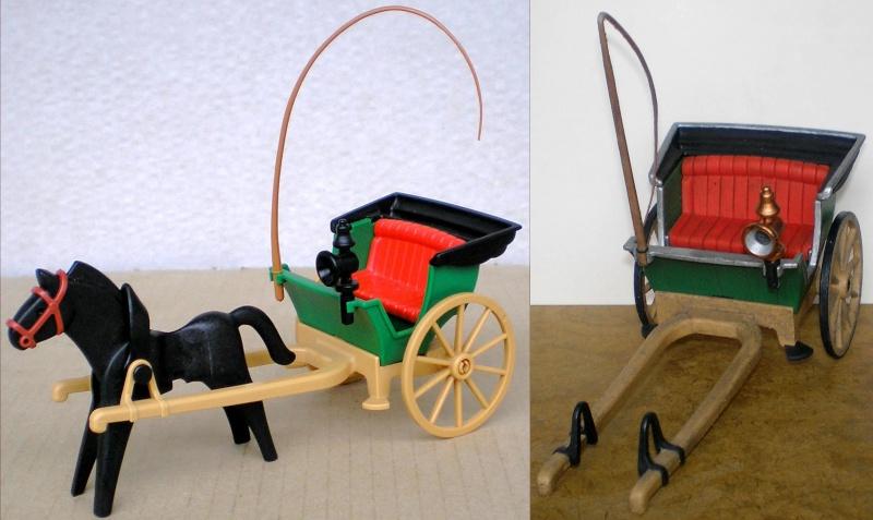 Einachsiger Buggy von Playmobil - Umbau in Variationen 008e1d10
