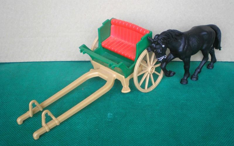 Einachsiger Buggy von Playmobil - Umbau in Variationen 129a1_10