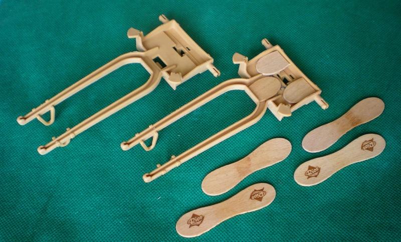 Einachsiger Buggy von Playmobil - Umbau in Variationen 129c2_10