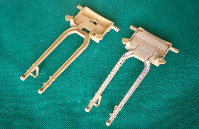Einachsiger Buggy von Playmobil - Umbau in Variationen 129c4_10