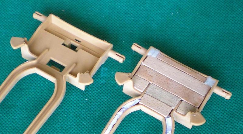 Einachsiger Buggy von Playmobil - Umbau in Variationen 129c5_10