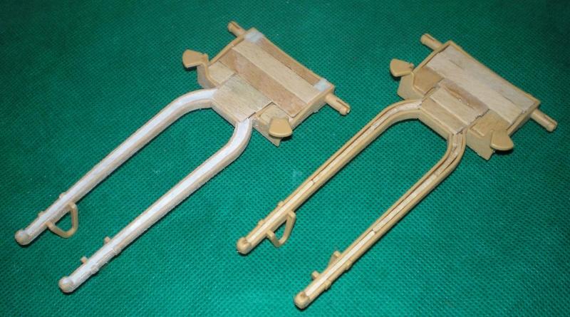 Einachsiger Buggy von Playmobil - Umbau in Variationen 129c7_10